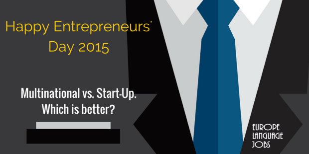 Entrepreneurs' Day 2015